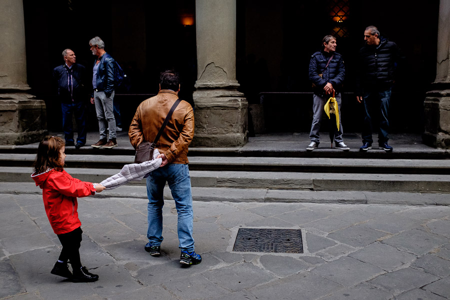 street photography fuji x100t in Italy 14